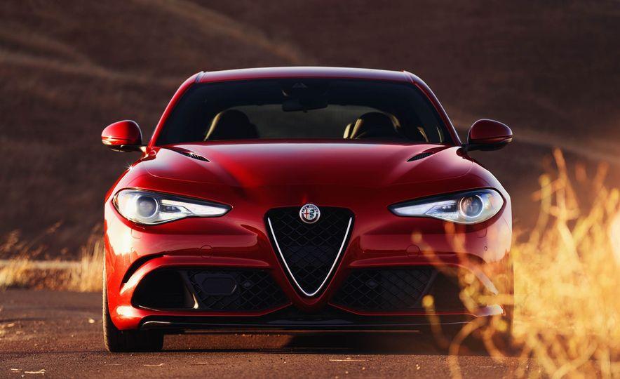 2017 Alfa Romeo Giulia Quadrifoglio - Slide 23