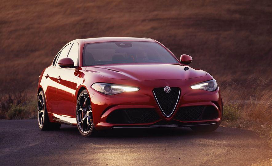 2017 Alfa Romeo Giulia Quadrifoglio - Slide 24