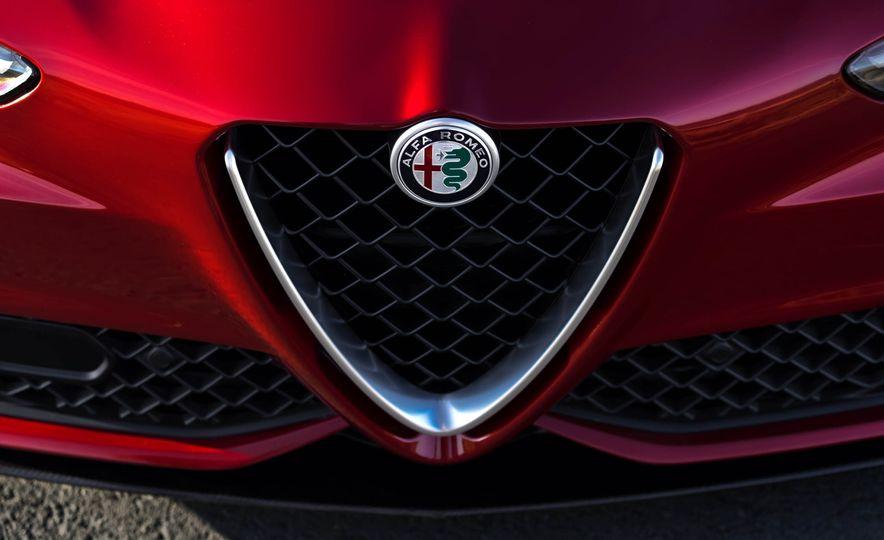 2017 Alfa Romeo Giulia Quadrifoglio - Slide 36