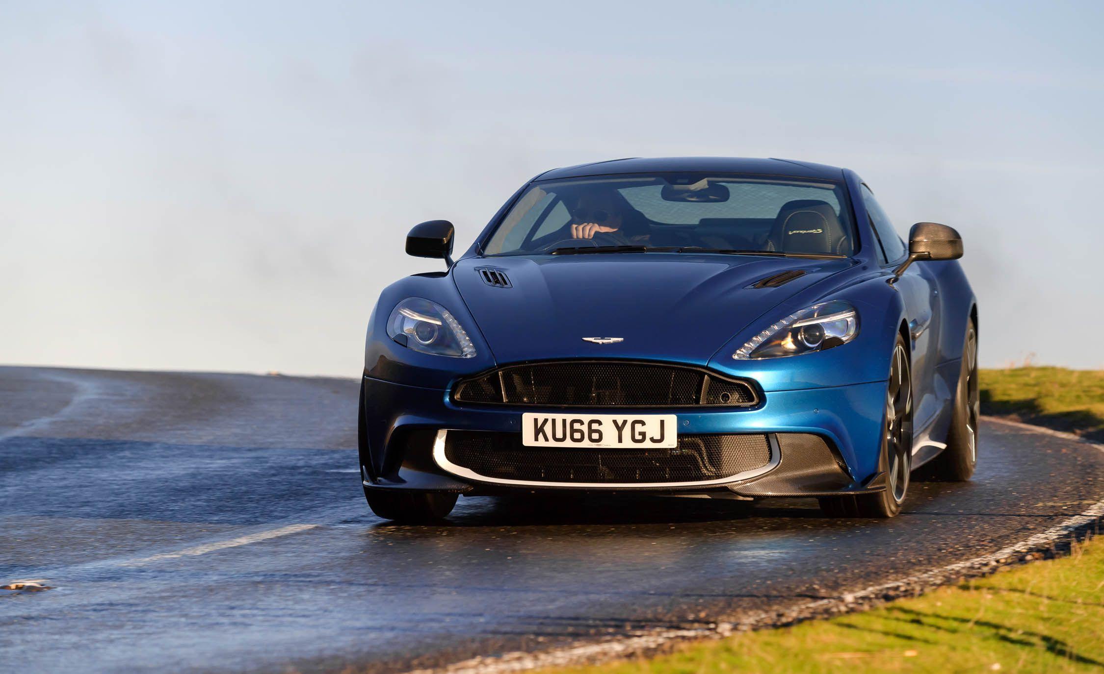 Aston Martin Vanquish Reviews