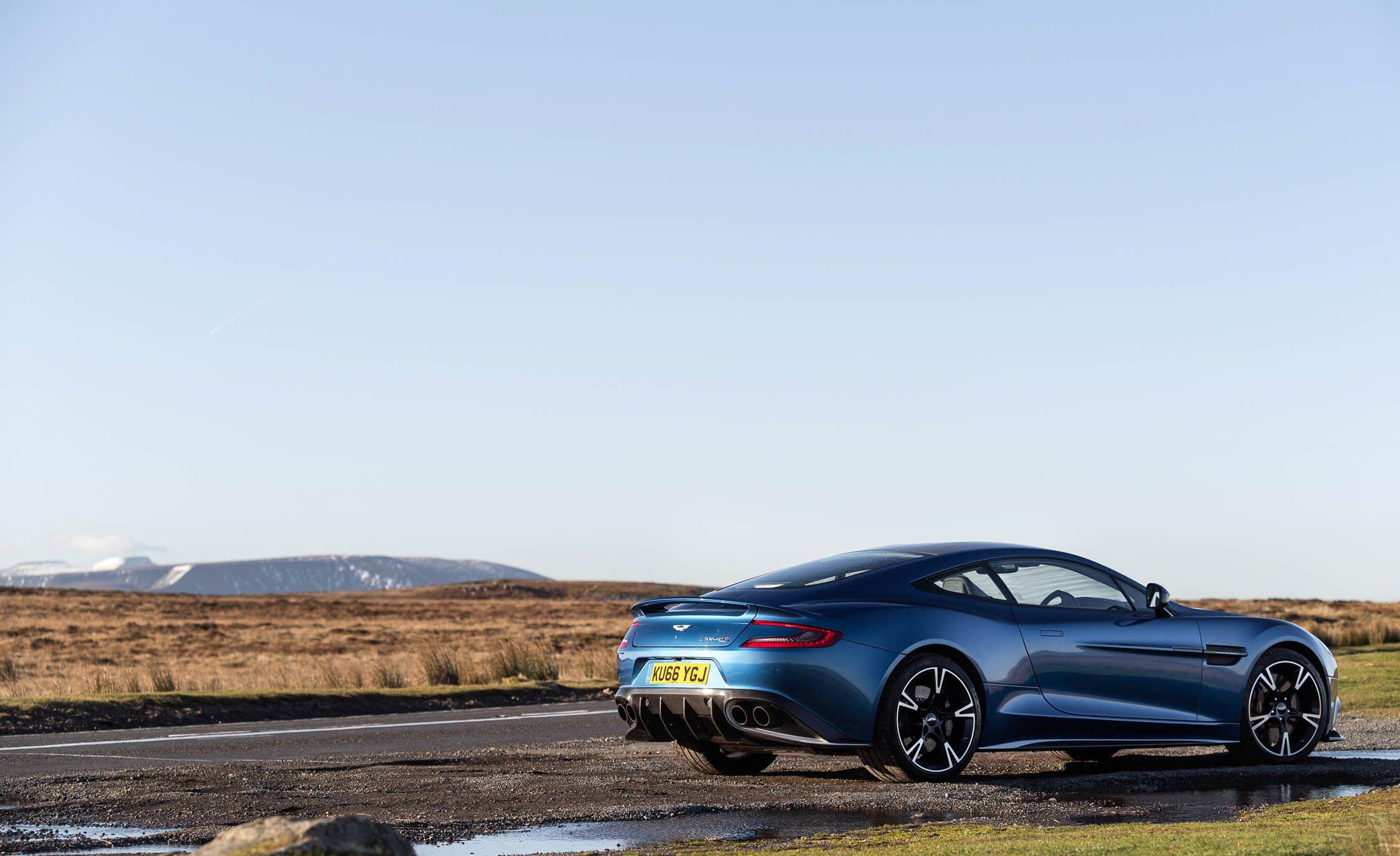 Aston Martin Vanquish Reviews Aston Martin Vanquish Price Photos