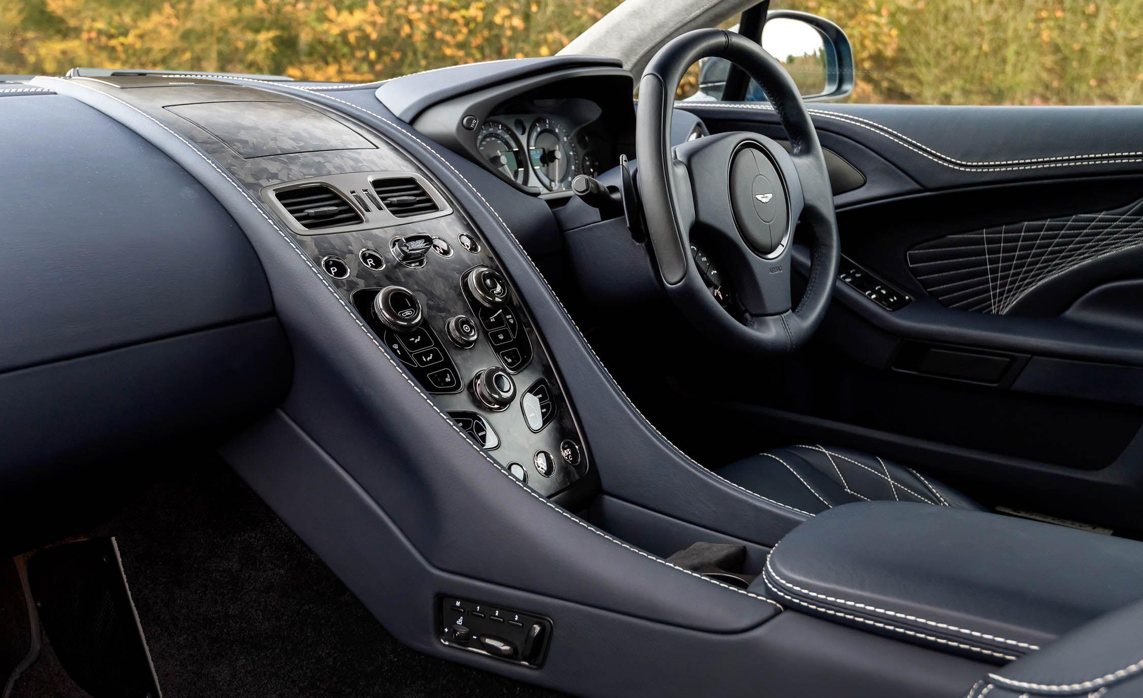 2019 Aston Martin Vanquish Reviews Price Photos And Specs Car Driver