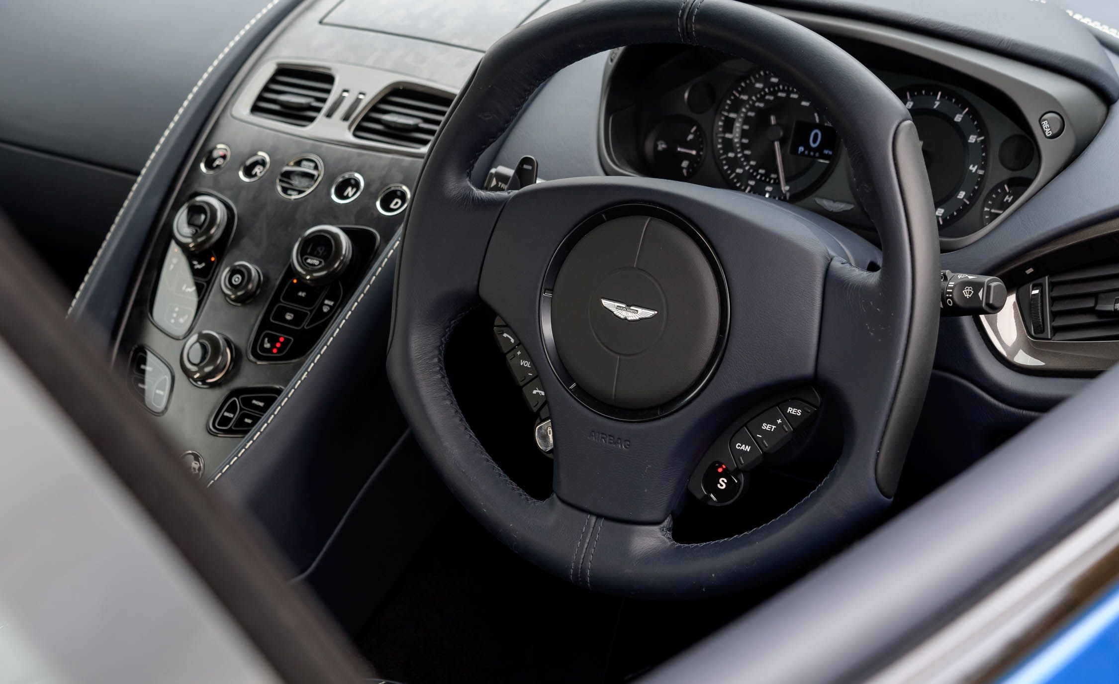 2019 Aston Martin Vanquish Reviews Aston Martin Vanquish Price