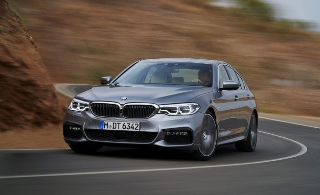 BMW Asking $600 to $1000 More for New 2017 5-series