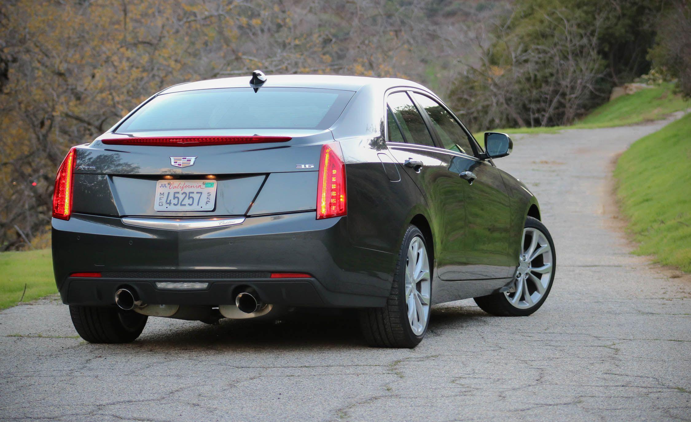 Cadillac ATS Reviews Cadillac ATS Price s and Specs