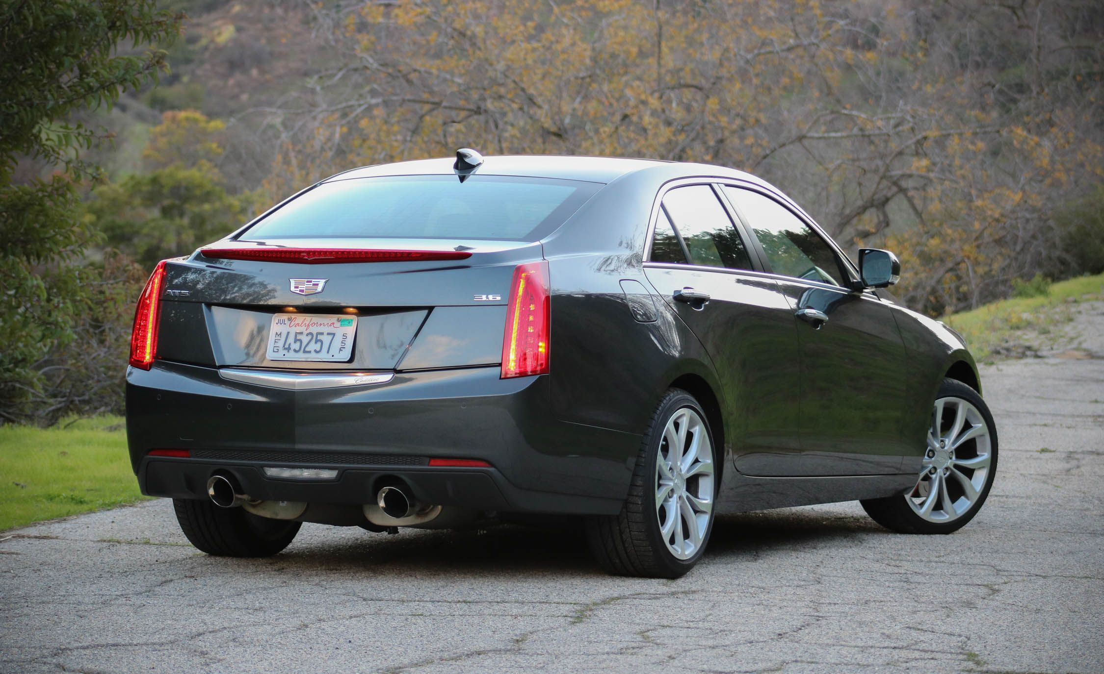 Cadillac ATS Reviews | Cadillac ATS Price, Photos, and Specs | Car