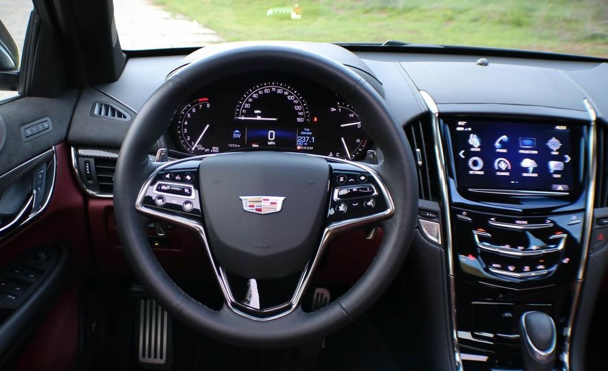2020 Cadillac CT5 (spy photo) - Slide 11