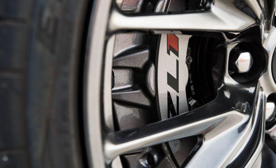 2017 Chevrolet Camaro ZL1 coupe - Slide 25