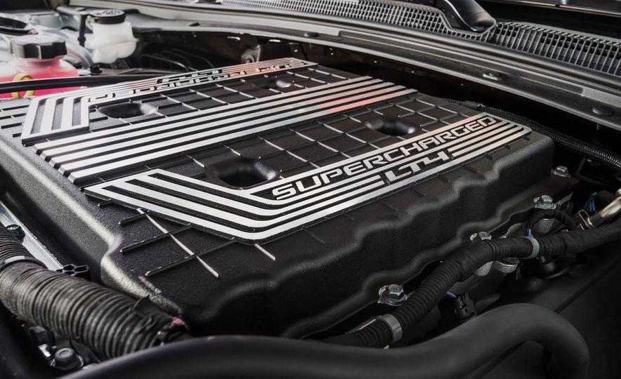 2017 Chevrolet Camaro ZL1 coupe - Slide 45