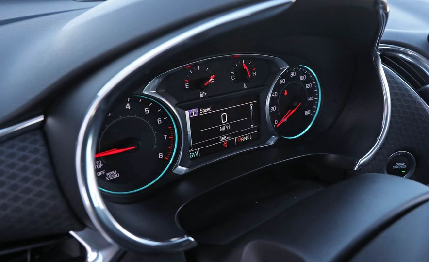 2017 Chevrolet Malibu LT - Slide 42