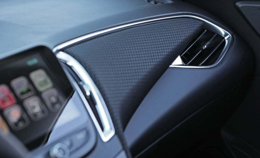 2017 Chevrolet Malibu LT - Slide 53