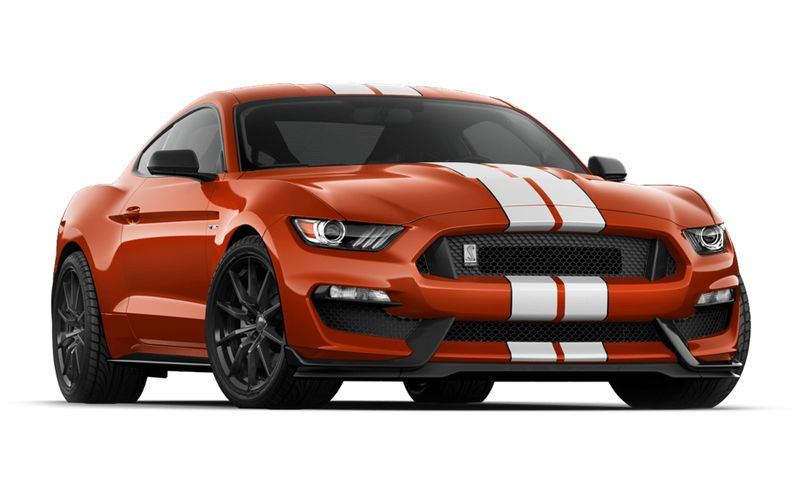Ford Mustang Shelby GT350 / GT350R Reviews | Ford Mustang Shelby ...