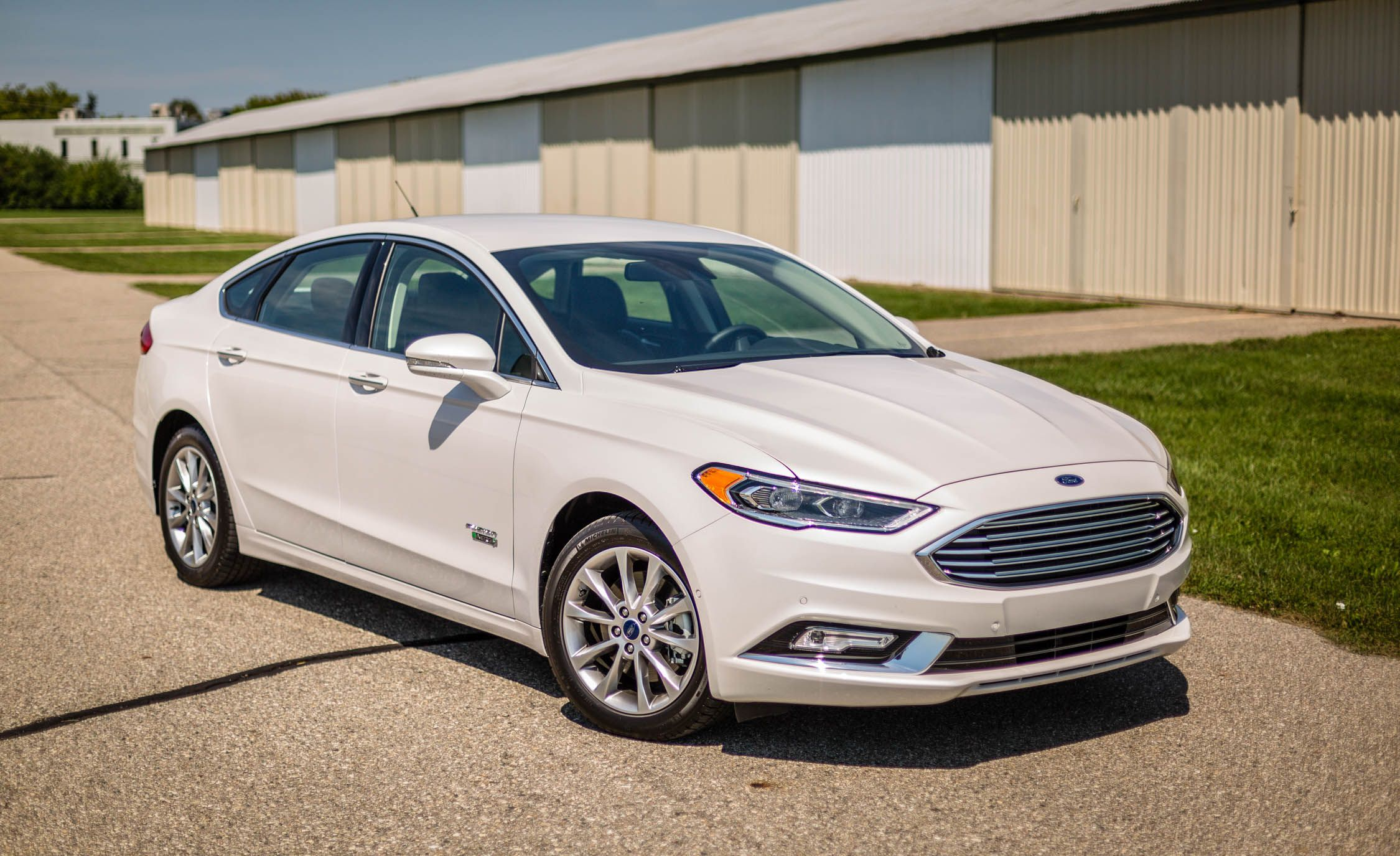 2019 Ford Fusion Reviews Price Photos And Specs Car Driver