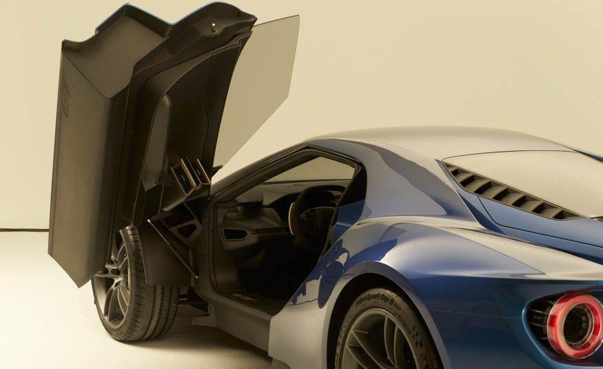 Ford GT Order Kit - Slide 17