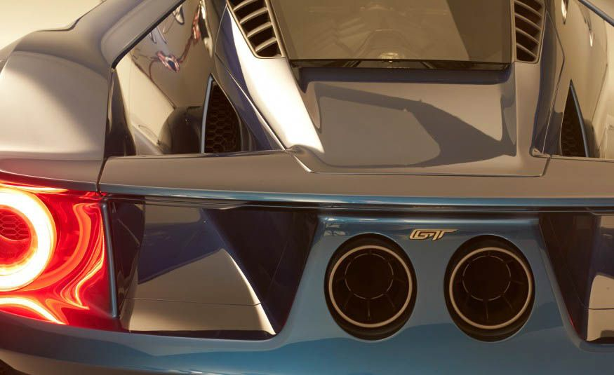 Ford GT Order Kit - Slide 20