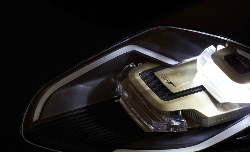 Ford GT Order Kit - Slide 31