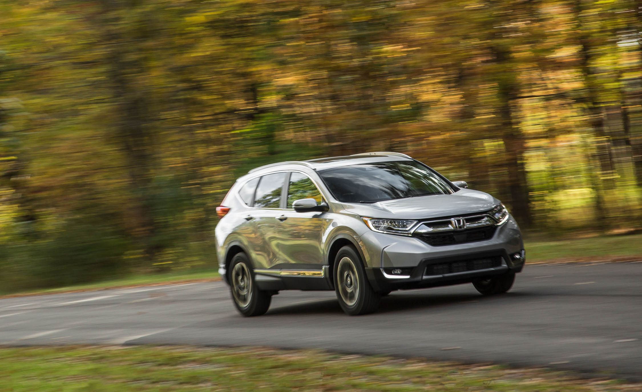 Honda Cr V Reviews Price Photos And Specs Car Driver