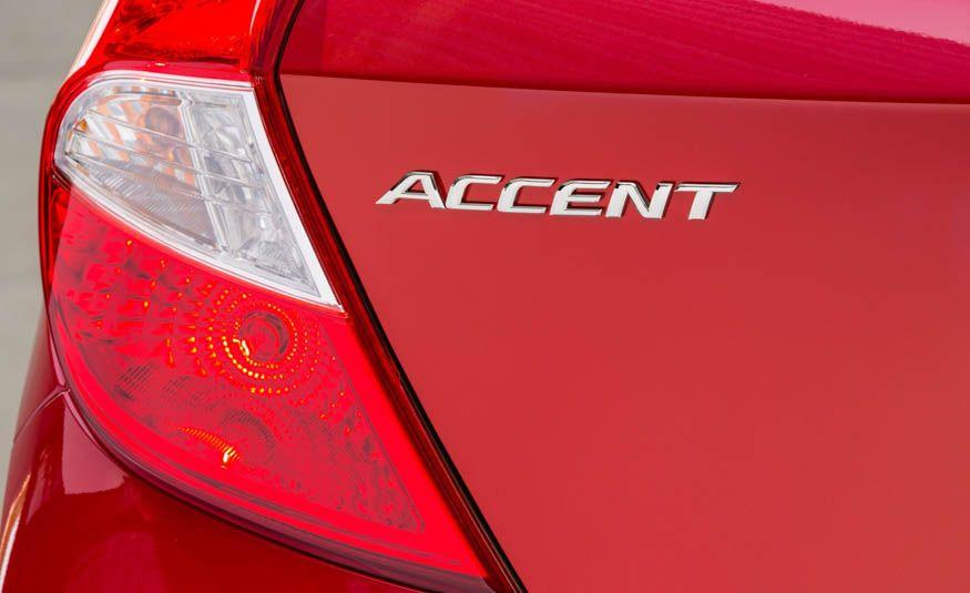 2017 Hyundai Accent - Slide 12
