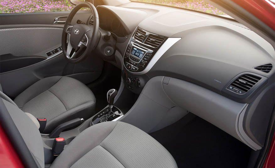 2017 Hyundai Accent - Slide 17