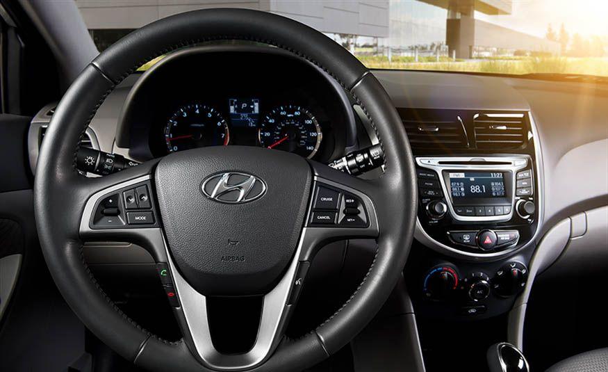 2017 Hyundai Accent - Slide 18