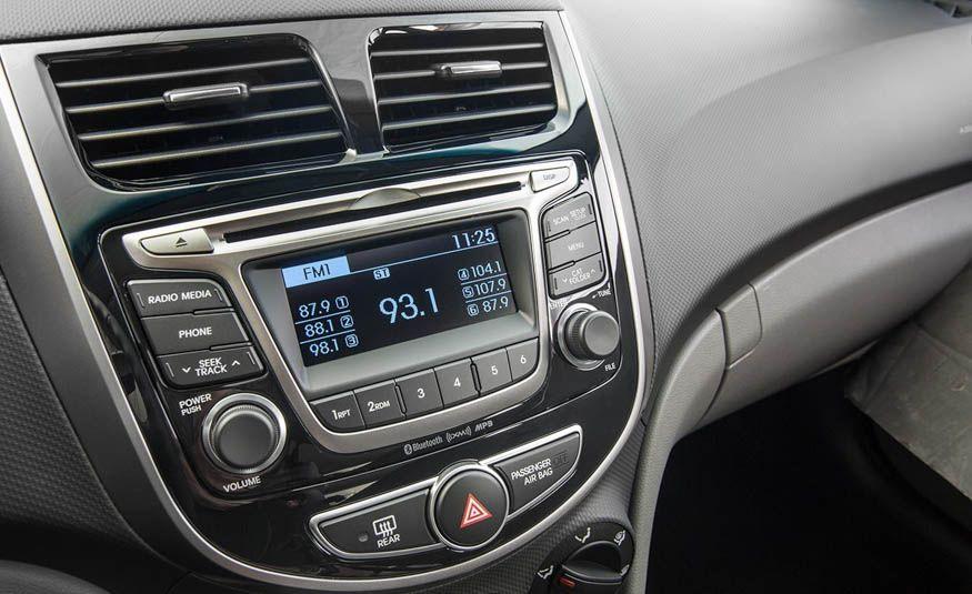 2017 Hyundai Accent - Slide 19
