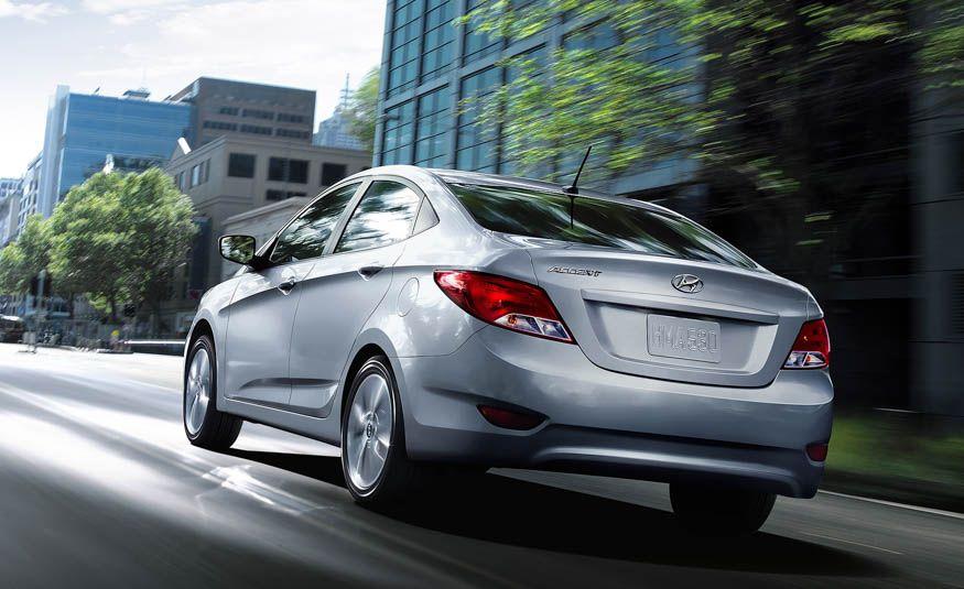 2017 Hyundai Accent - Slide 2