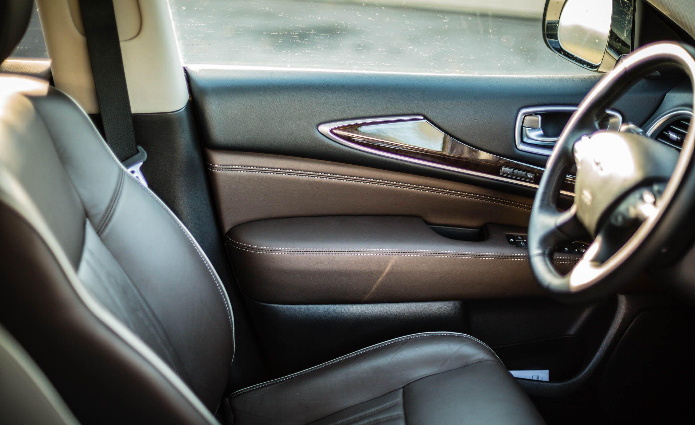 car reviews driver and specs photos acura infiniti price