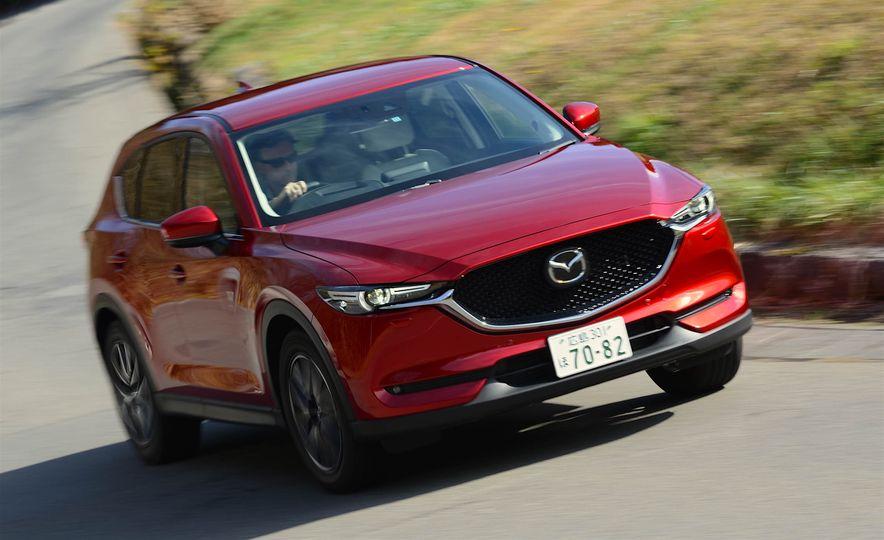 2017 Mazda CX-5 (JDM-spec) - Slide 1
