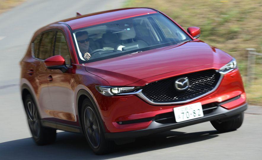 2017 Mazda CX-5 (JDM-spec) - Slide 2