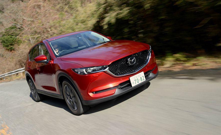 2017 Mazda CX-5 (JDM-spec) - Slide 3