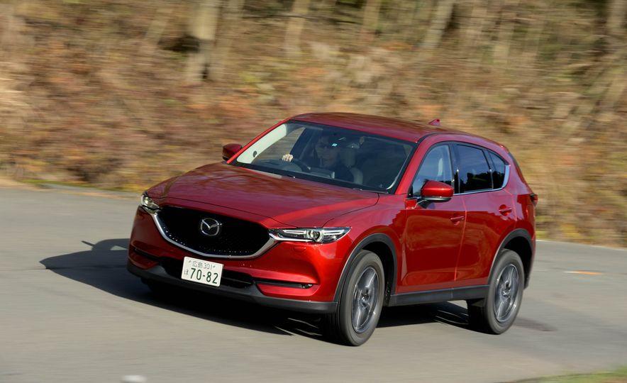 2017 Mazda CX-5 (JDM-spec) - Slide 5