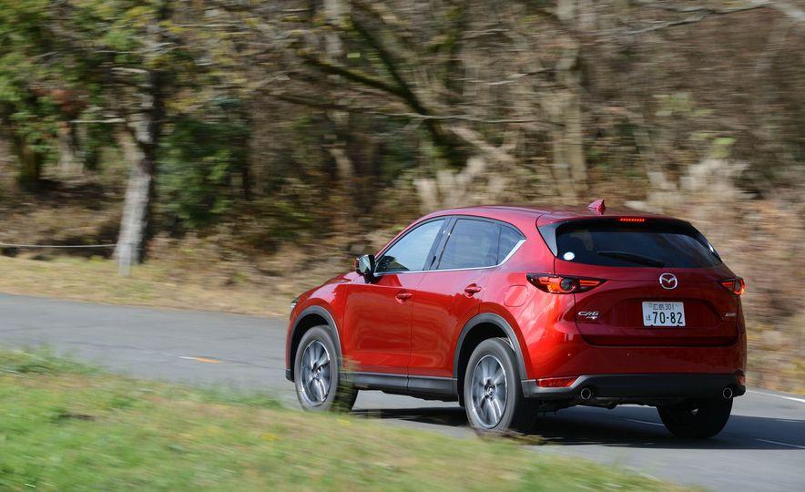 2017 Mazda CX-5 (JDM-spec) - Slide 7