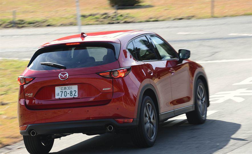 2017 Mazda CX-5 (JDM-spec) - Slide 9