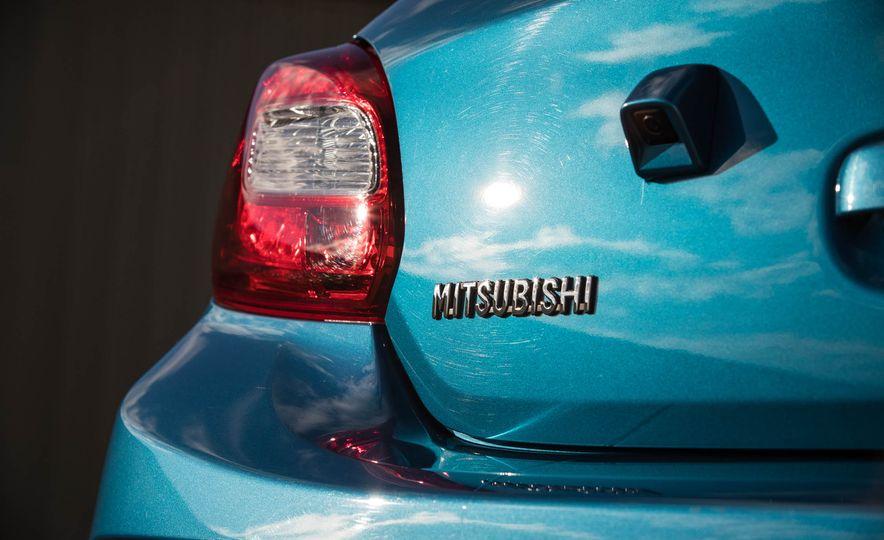 Not Worth It2017 Mitsubishi Mirage GT - Slide 19