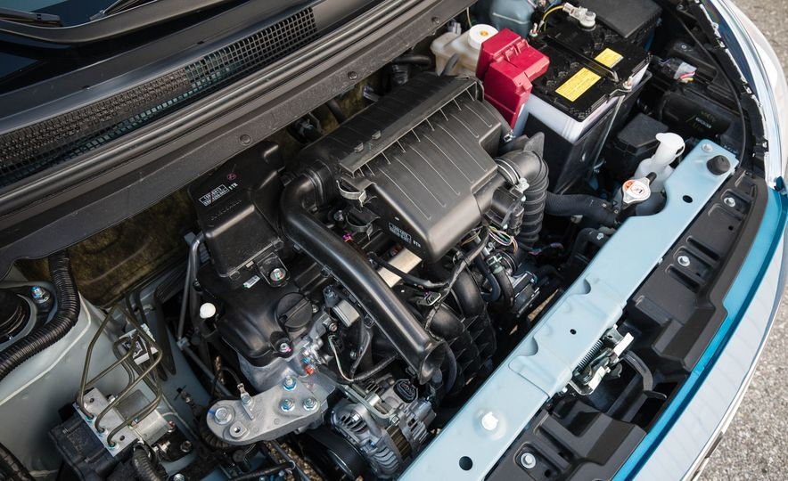 Not Worth It2017 Mitsubishi Mirage GT - Slide 51