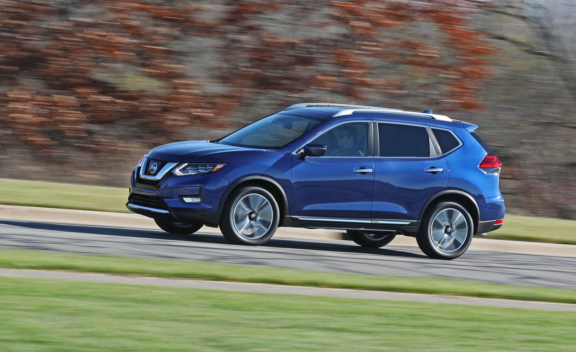 2019 Nissan Rogue Reviews   Nissan Rogue Price, Photos, and Specs   Car and  Driver