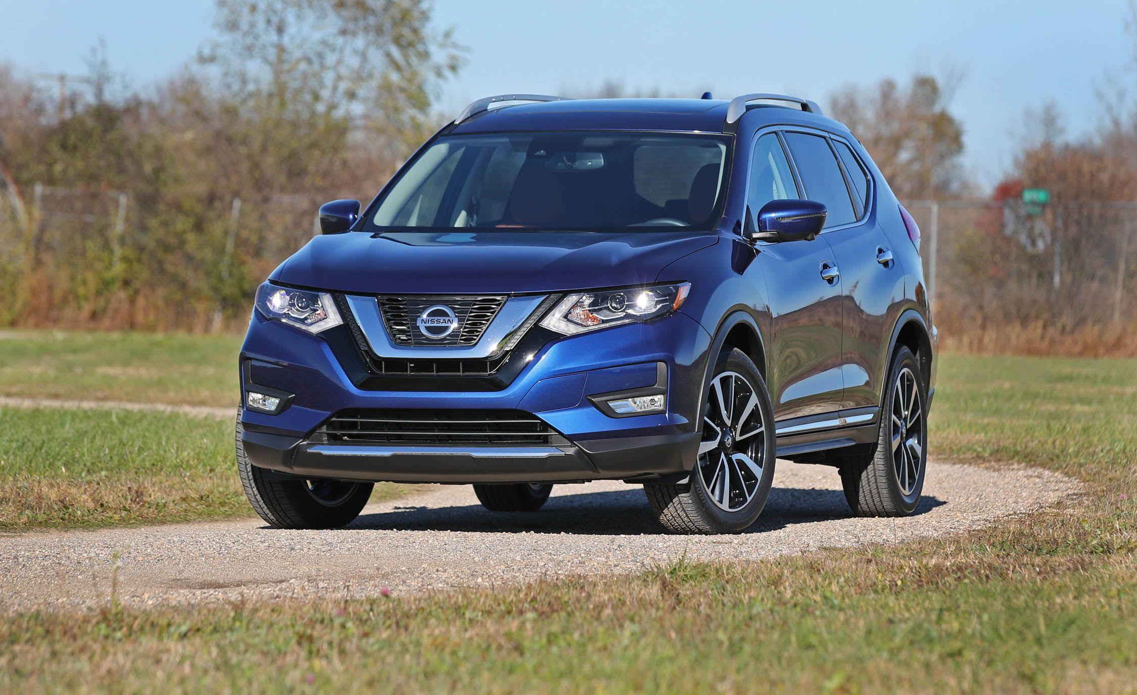 2019 Nissan Rogue Reviews Price Photos And Specs Car Driver