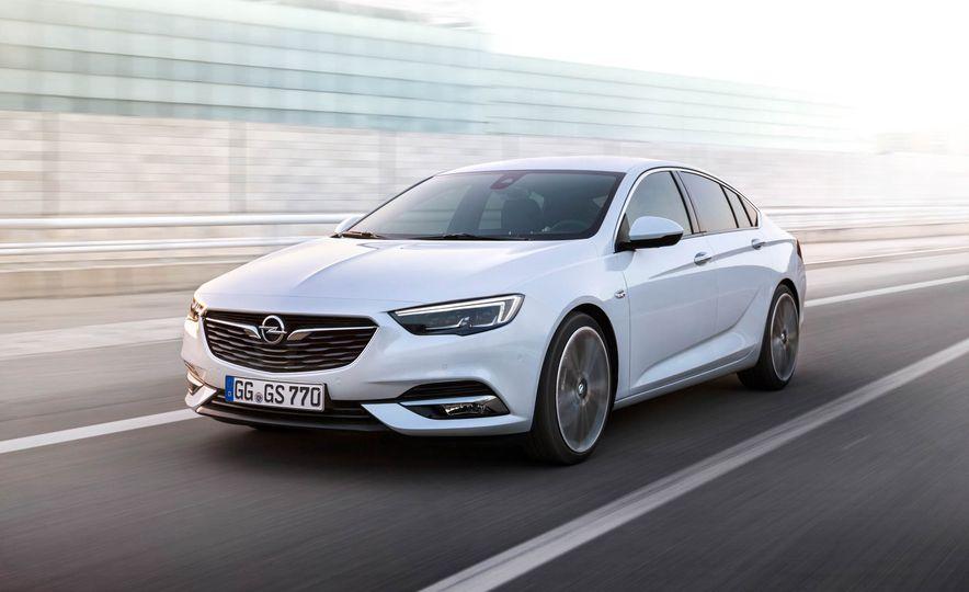 Opel Insignia Grand Sport (Euro-spec) - Slide 7