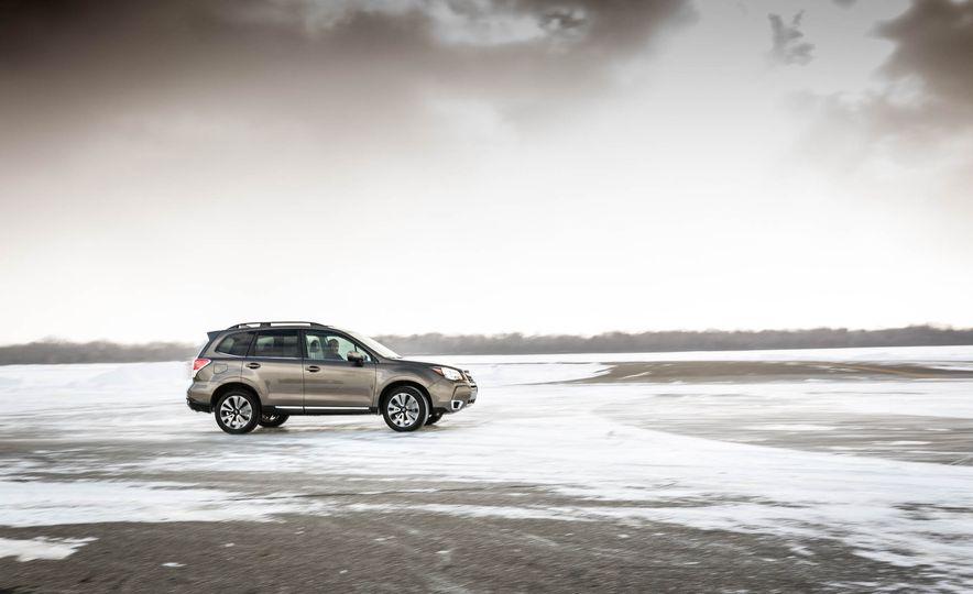 2017 Subaru Forester XT - Slide 3