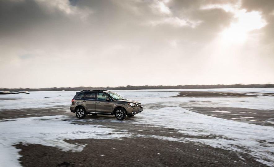 2017 Subaru Forester XT - Slide 4