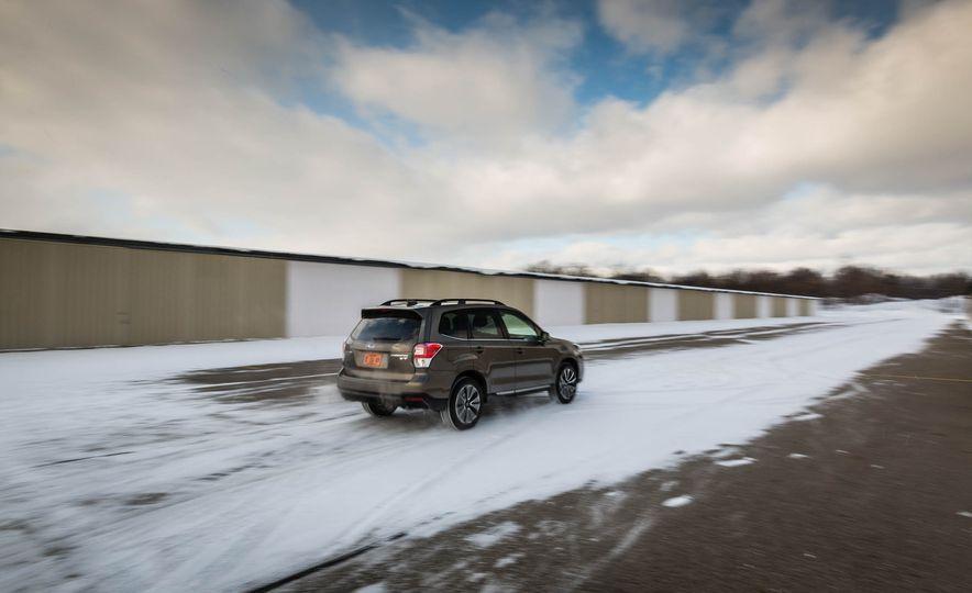2017 Subaru Forester XT - Slide 7