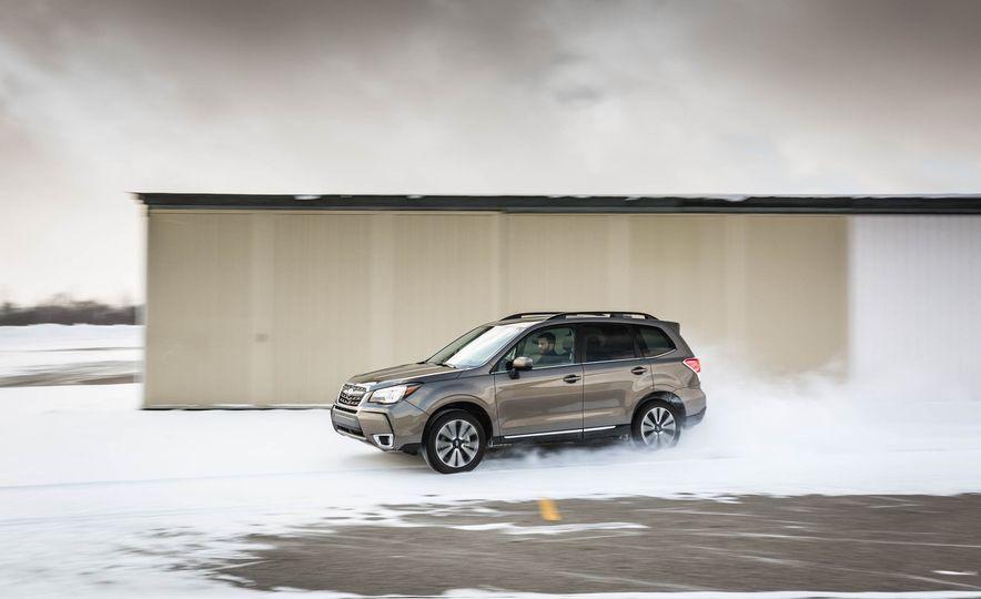 2017 Subaru Forester XT - Slide 8