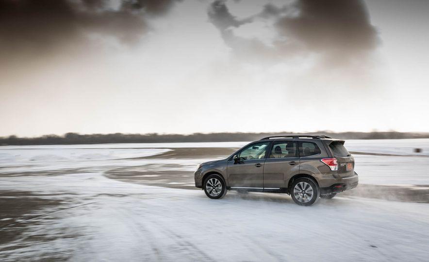 2017 Subaru Forester XT - Slide 9