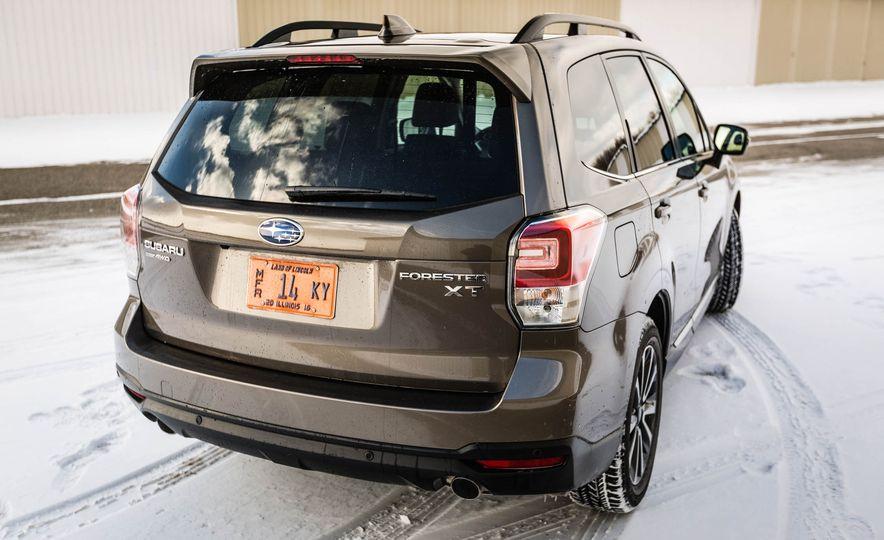 2017 Subaru Forester XT - Slide 15