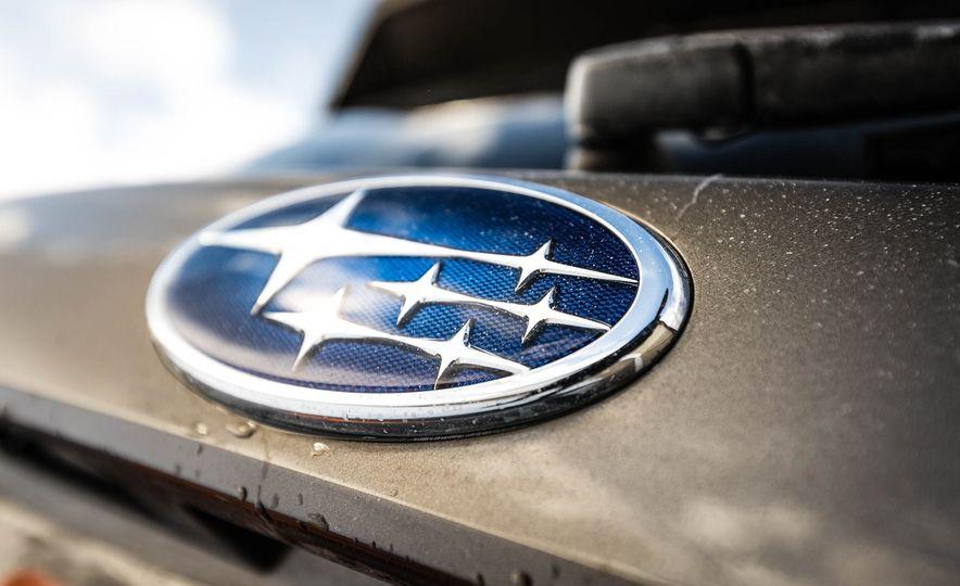 2017 Subaru Forester XT - Slide 16