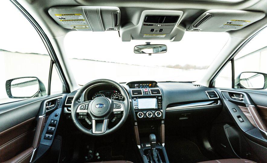 2017 Subaru Forester XT - Slide 25
