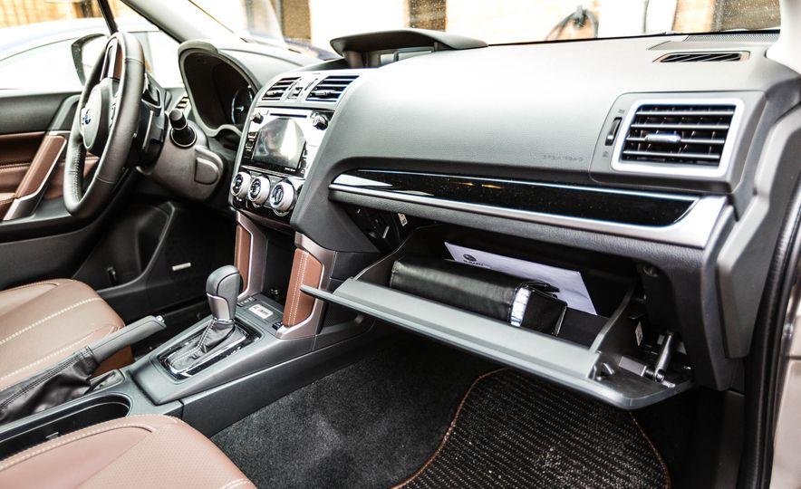 2017 Subaru Forester XT - Slide 26
