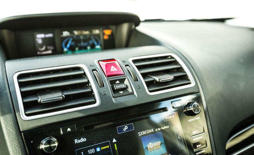2017 Subaru Forester XT - Slide 27
