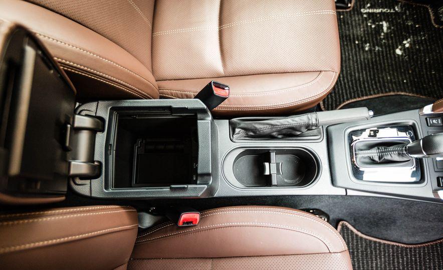 2017 Subaru Forester XT - Slide 37