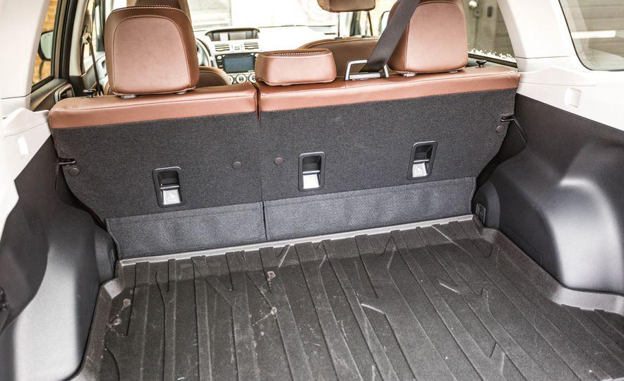 2017 Subaru Forester XT - Slide 38